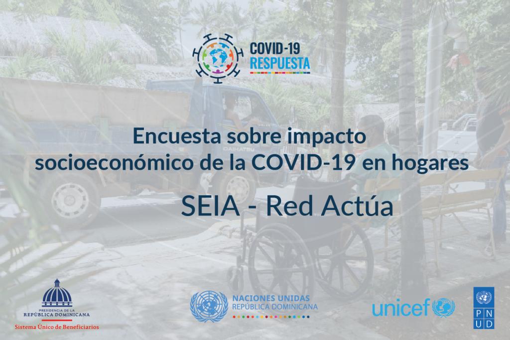 Presentan datos en línea de encuesta de impacto socioeconómico de COVID-19 en hogares